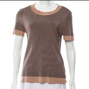 Rag and bone Shirt- brown and black